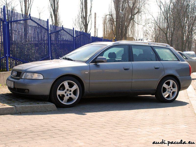 Felgi Aluminiowe Audi A4 B5 Gmo13 Usafrica