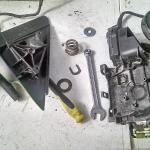 Audi_A4_B5_rozbieranie_prawego_duzego_lusterka_UK_EU_nowe_wklady_16