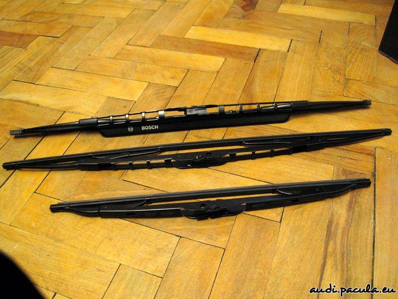 Audi A4 B5 Nowe Wycieraczki Dla Avanta Audi Moją Pasją