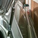 Audi A4 B5 -Wymiana silownikow tylnej klapy Magneti Marelli GS0226  03